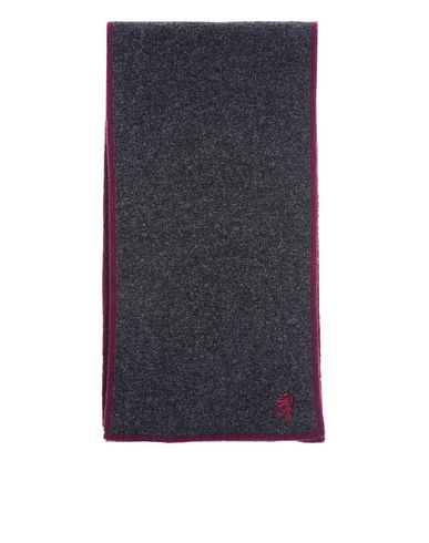 Merino Wool and Cashmere Scarf
