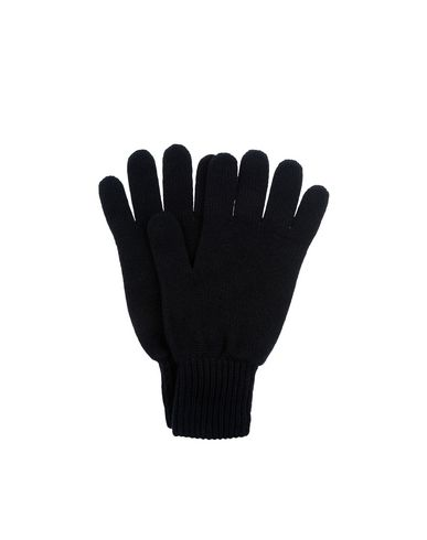 Cashmere Ribbed Cuff Gloves