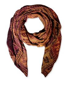 Square scarf - PAUL SMITH