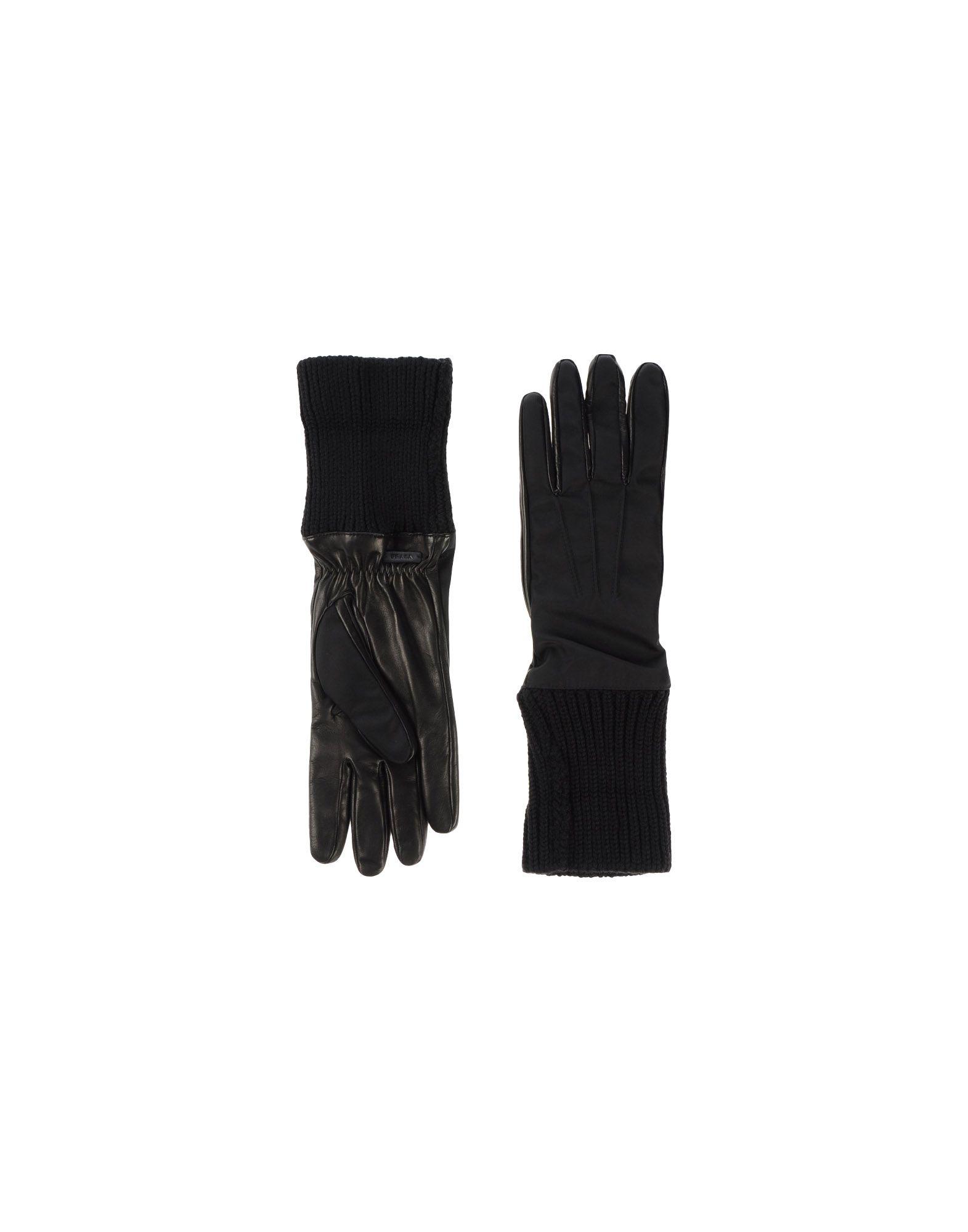 Prada Handschuhe Damen...