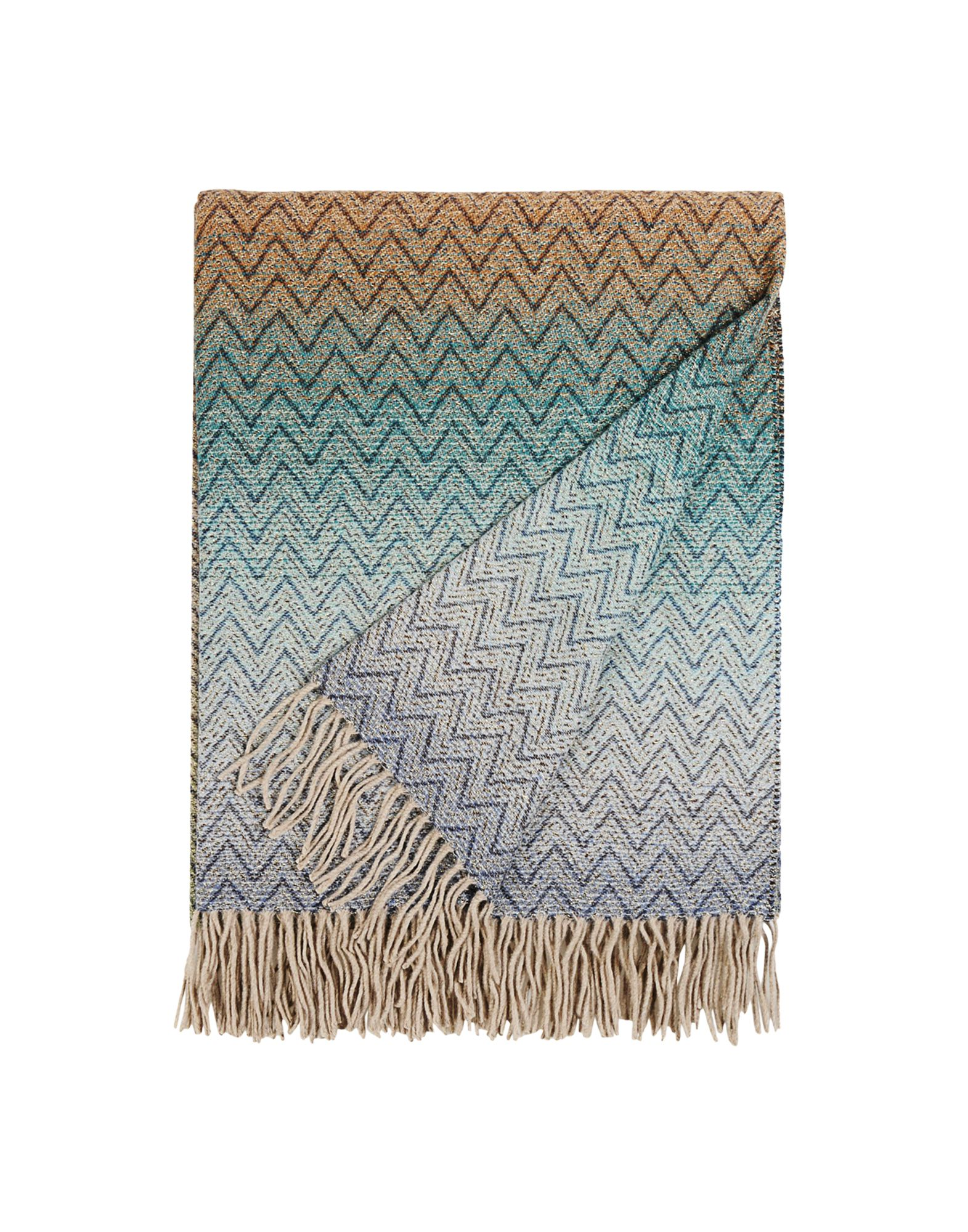 missoni home  plaids missoni home on missoni online store - view more blankets