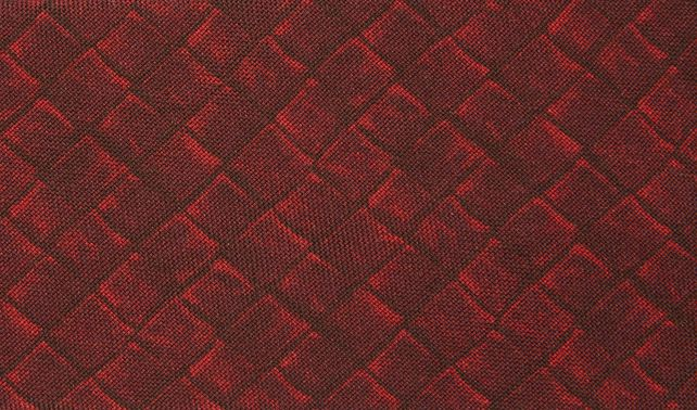 紫红色棉,真丝领带