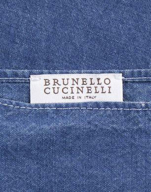 BRUNELLO CUCINELLI M085U0091 Pocket Square U d
