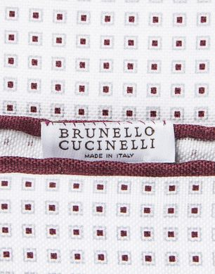 BRUNELLO CUCINELLI MH8010091 Pocket Square U d