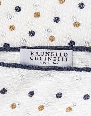 BRUNELLO CUCINELLI MH8130091 Pocket Square U d