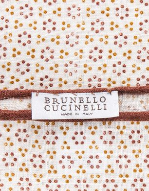 BRUNELLO CUCINELLI MH8140091 Pocket Square U d