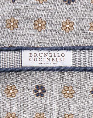 BRUNELLO CUCINELLI MH8090091 Pocket Square U d
