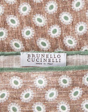 BRUNELLO CUCINELLI MH8170091 Нагрудный платок U d