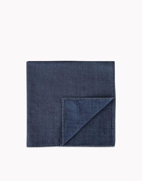 BRUNELLO CUCINELLI MH6390091 Pocket Square U f