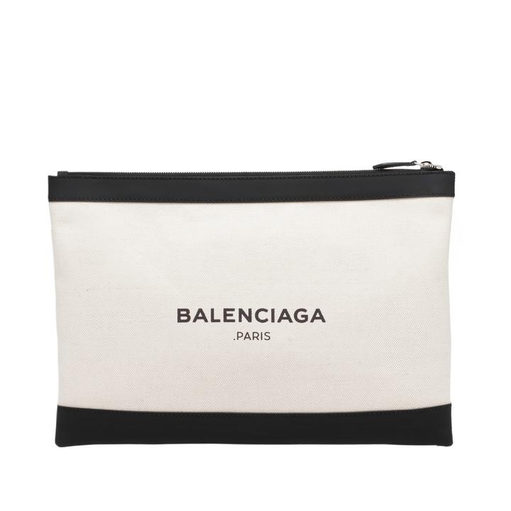 Balenciaga Navy Clip L