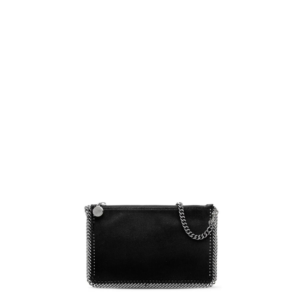 Pochette Falabella in Shaggy Deer