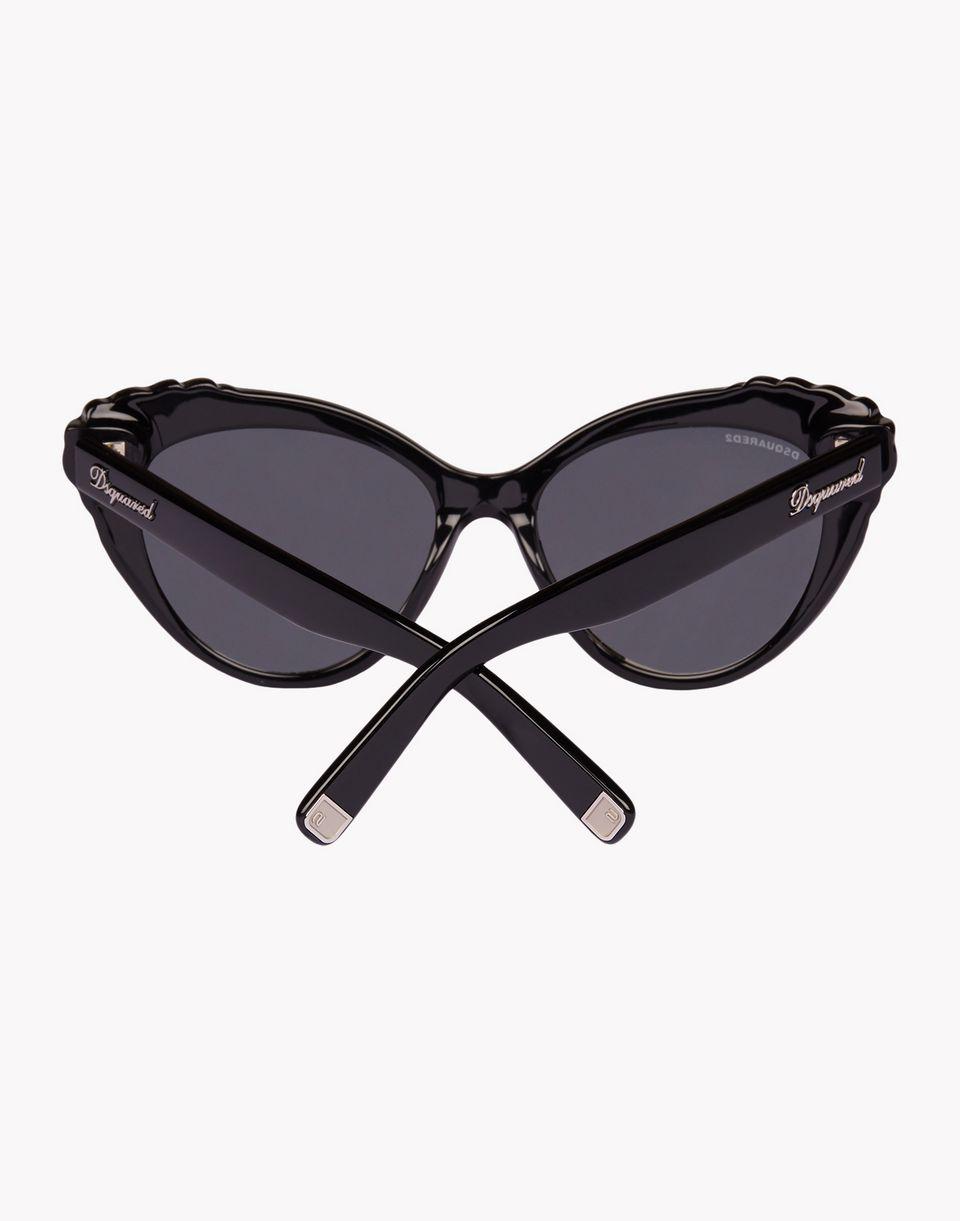 elizabeth eyewear Woman Dsquared2