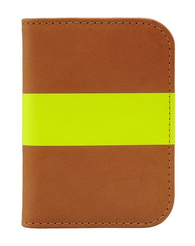Image of CLARE V. Small Leather Goods Cheque book holders Women on YOOX.COM