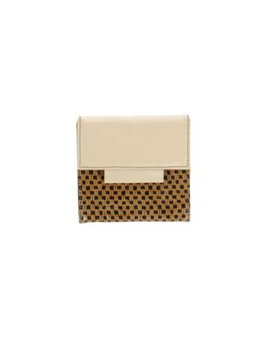 Image of ARISTOLASIA Small Leather Goods Wallets Women on YOOX.COM