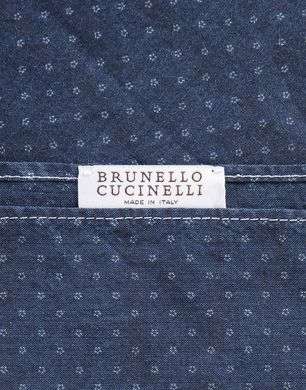 BRUNELLO CUCINELLI MH6430091 Pocket Square U d