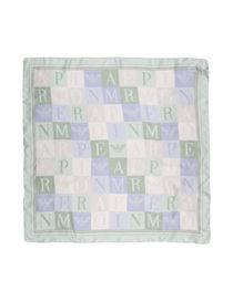 EMPORIO ARMANI - Square scarf