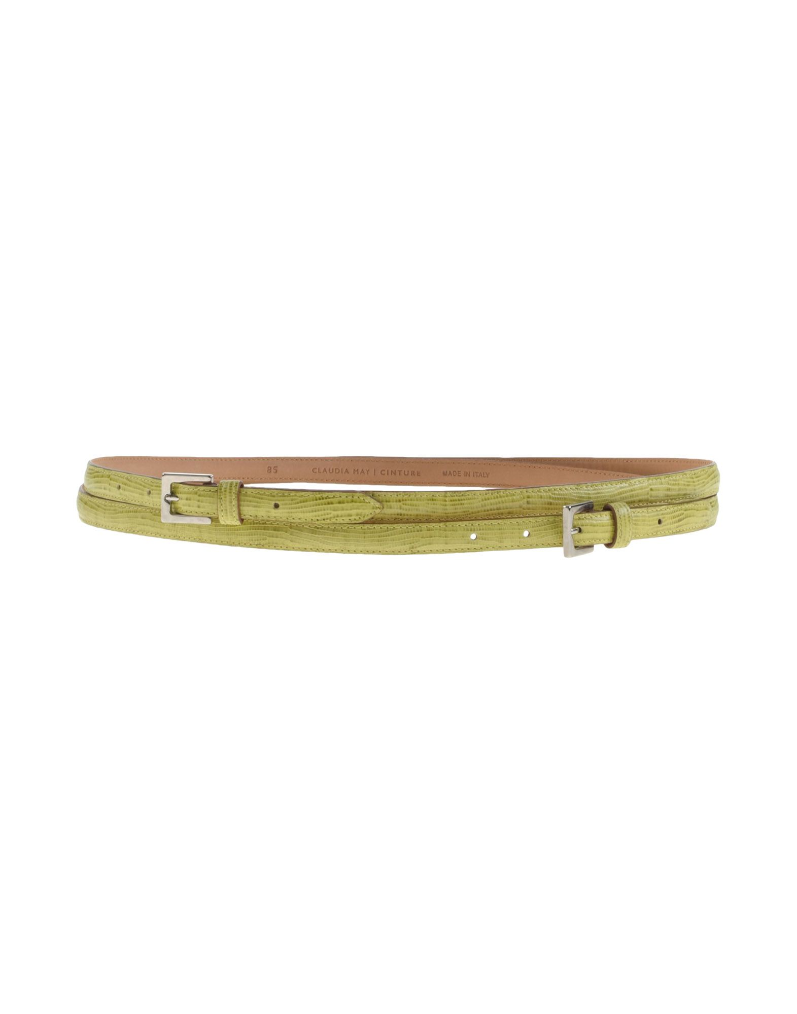 CLAUDIA MAY Belts