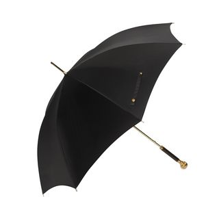 ALEXANDER MCQUEEN, Umbrella, Total Gold Skull Umbrella