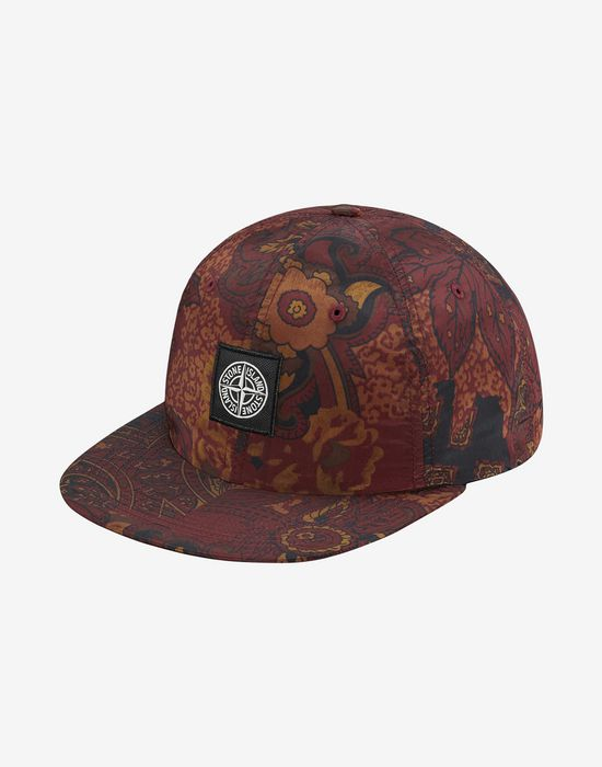 9AAS3 STONE ISLAND SUPREME Cap Stone Island Men - Official Online Store 12b4e1900a0e