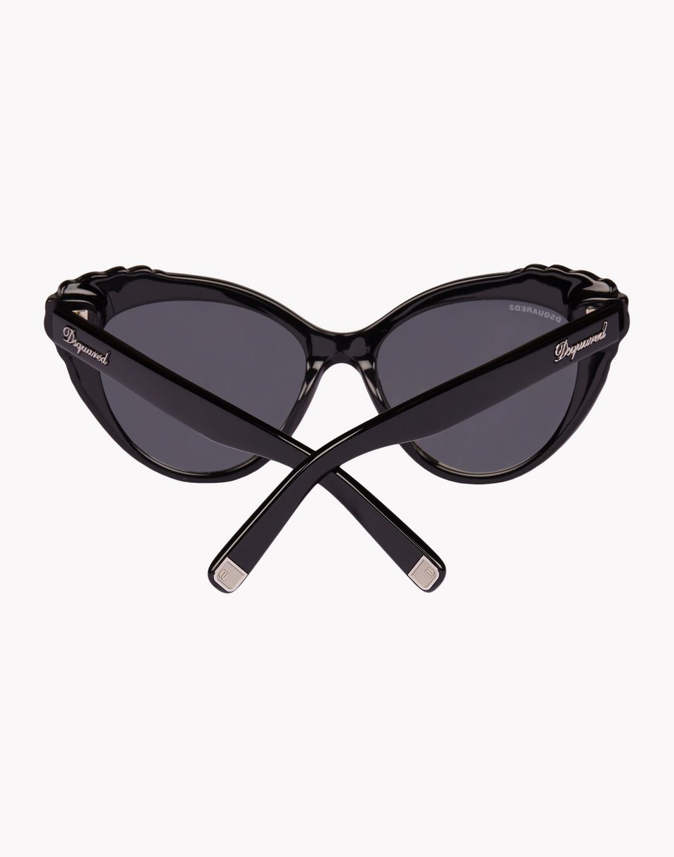 elizabeth eyewear Woman Dsquared2