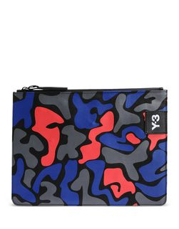 Y-3 DOCUMENT POUCH