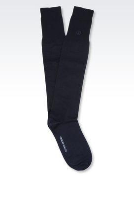 Armani Socks Men wool sock