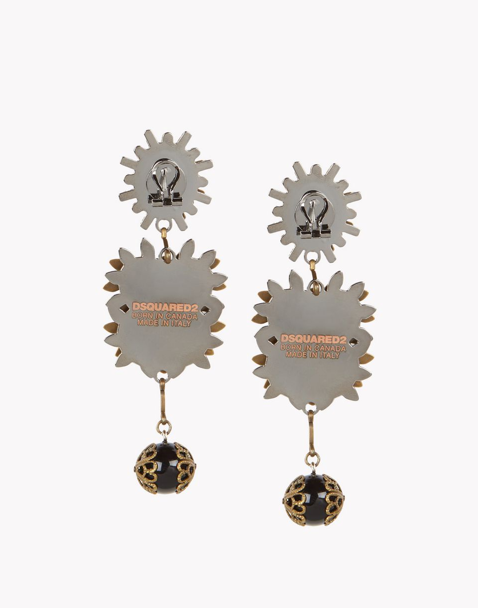 alanis earrings jewels Woman Dsquared2