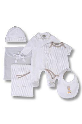 """Armani Gift sets Men five-piece """"take me home"""" set in cotton"""