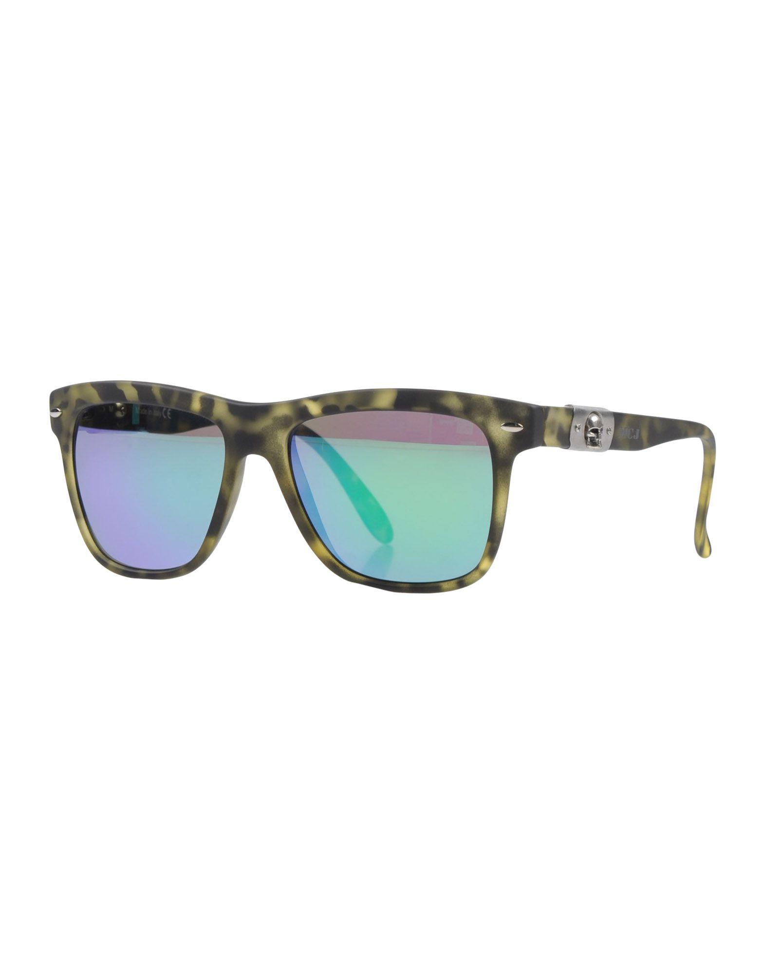 MCJ Herren Sonnenbrille Farbe Militärgrün Größe 1