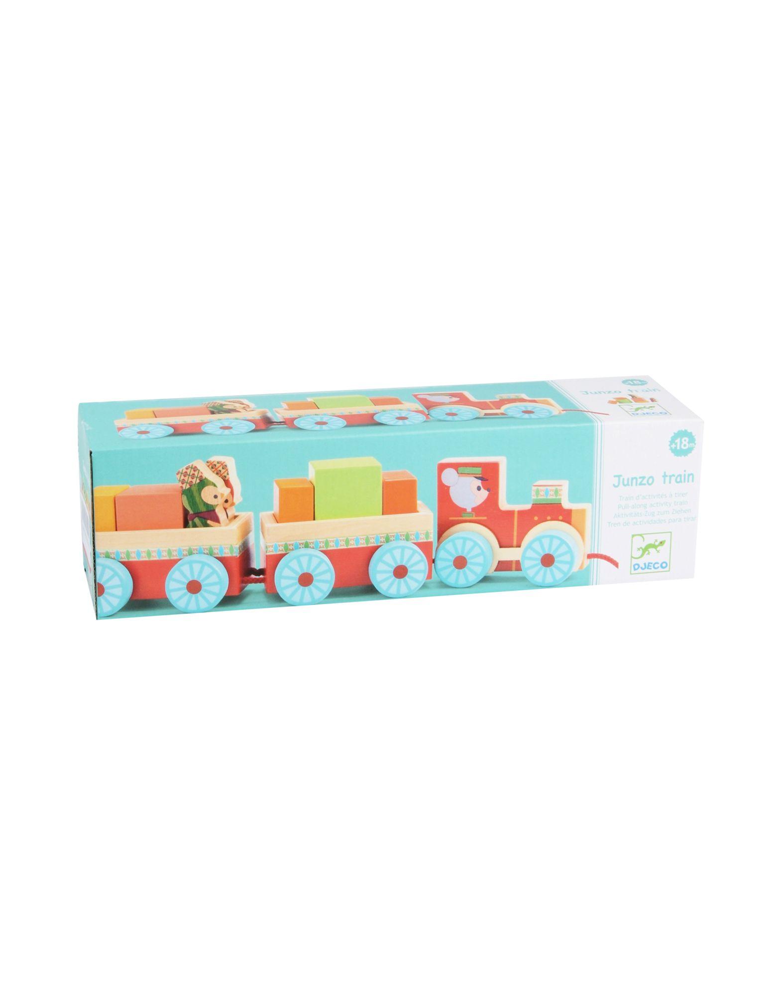 DJECO Unisex Baby- und Kinderspielzeuge Farbe (-) Größe 1