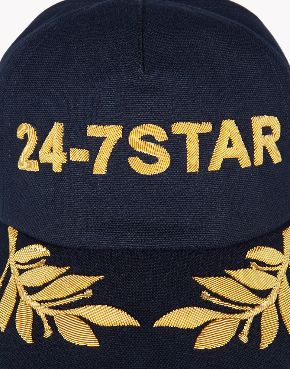 24-7 star baseball cap other accessories Man Dsquared2