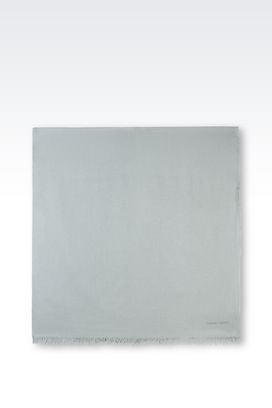 Armani Foulard Uomo foulard in modal cashmere