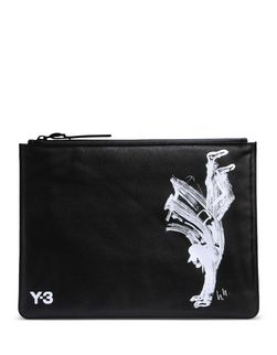 Y-3 YOHJI DOCUMENT POUCH