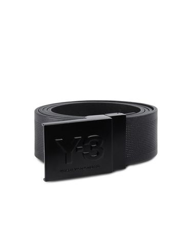 Y-3 LEATHER BELT OTHER ACCESSORIES woman Y-3 adidas