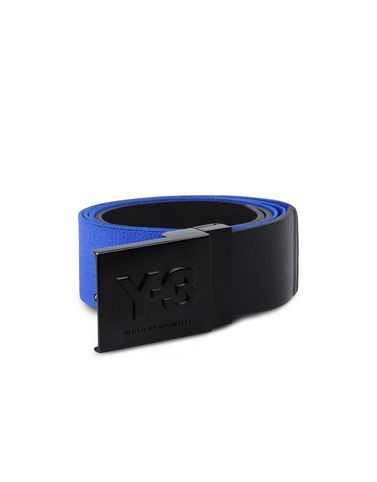 Y-3 ELASTIC BELT BLUE OTHER ACCESSORIES woman Y-3 adidas