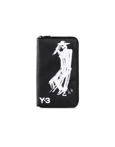 Y-3 YOHJI LONG ZIP WALLET OTHER ACCESSORIES woman Y-3 adidas