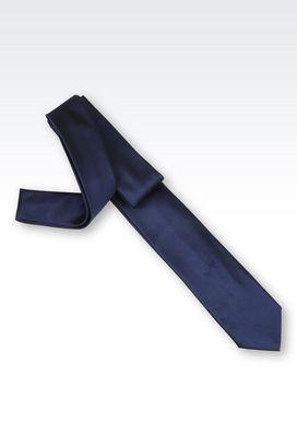 Armani Cravatte Uomo cravatta in seta