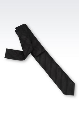 Armani Ties Men silk tie