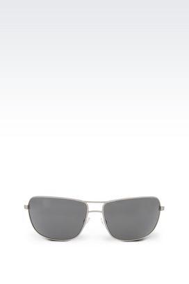 Armani sun glasses Men metal sunglasses