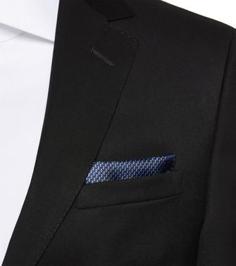 ERMENEGILDO ZEGNA: Pochette Pastel blue - 46435054NV