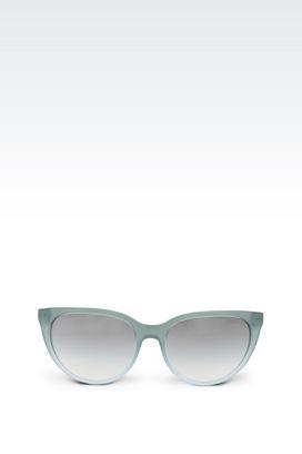 Armani sun glasses Women acetate sunglasses