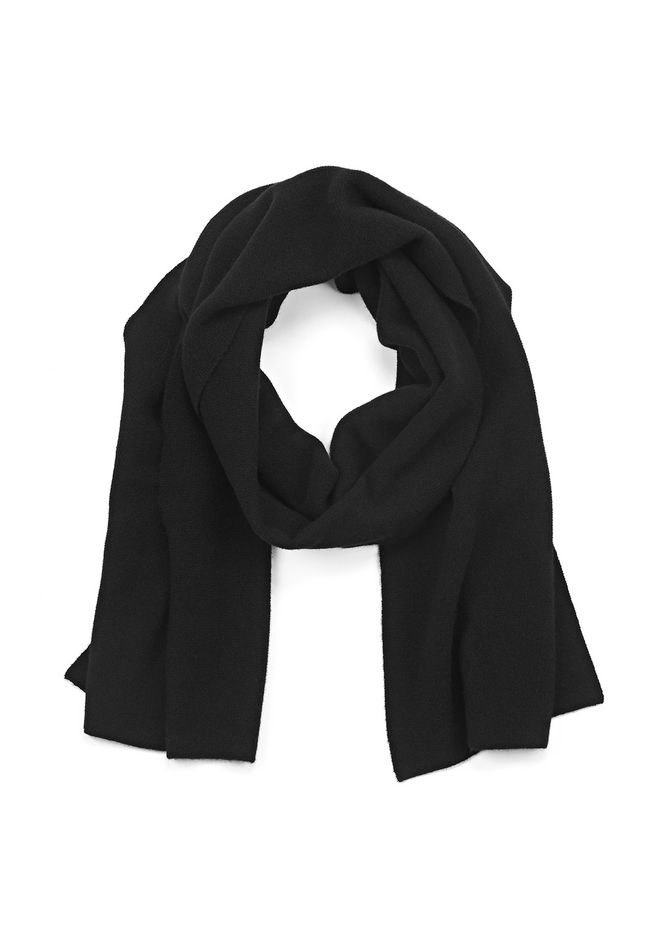 ALEXANDER WANG Scarves & Hats Women RIBBED CASHWOOL SCARF