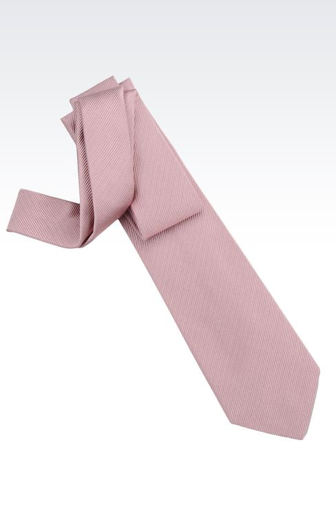 SILK TIE: Ties Men by Armani - 1