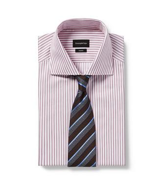 ERMENEGILDO ZEGNA: Cravate Bleu d'azur - 46436200XG