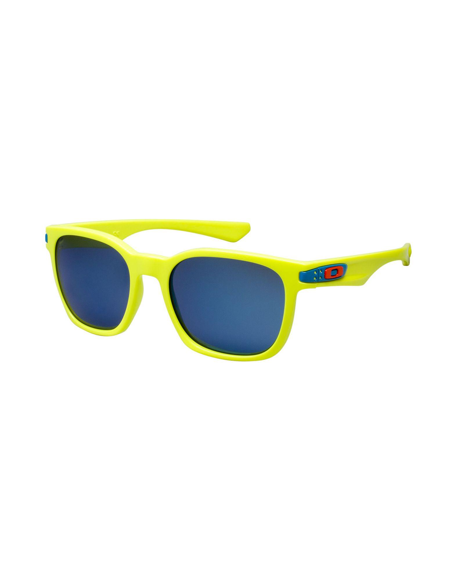 OAKLEY Herren Sonnenbrille Farbe Gelb Größe 1