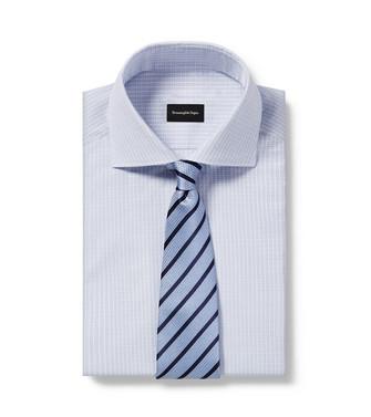 ERMENEGILDO ZEGNA: Corbata Azul celeste - 46437584TA