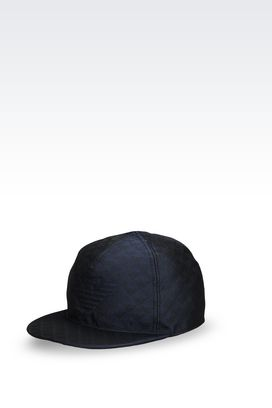 Armani Hats Men other accessories