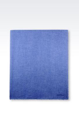 Armani Foulard Donna foulard in cashmere