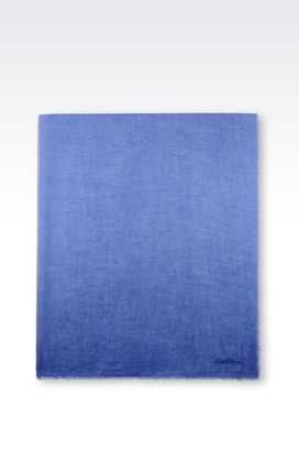 Armani Foulards Women cashmere scarf