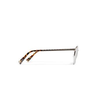 ERMENEGILDO ZEGNA: Sunglasses Silver - 46443451MG